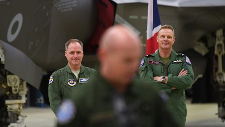 Operation Point Blank will see the RAF's F-35B Lightning stealth jets participate in their first ope
