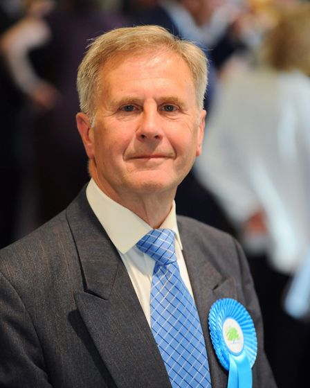 Haydn Thirtle, chairman of the Broads Authority Picture: James Bass