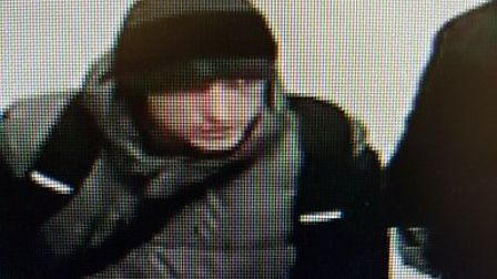 Police have released CCTV images of a man they would like to speak in connection with a theft in Mor
