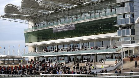 Race Night at Newmarket. Picture: Gregg Brown