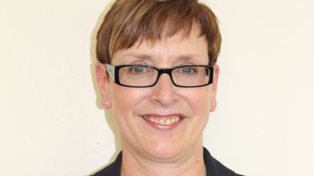 Chief executive of James Paget University Hospital, Christine Allen, will leave in February 2019. Pi