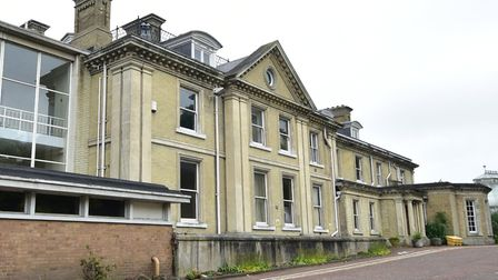 Carrow House, where Norfolk Coroner's Court is based. Picture: ANTONY KELLY