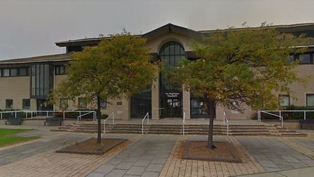 Great Yarmouth Magistrates Court. Google Maps