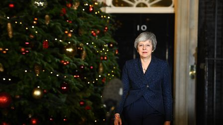 Prime minister Theresa May won the confidence vote gaining the backing of 200 MPsPhoto: PA / Victori