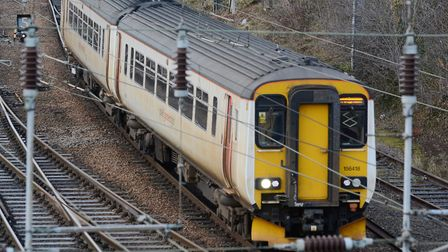 Alteration works: passengers are being warned to check before they travel Photo: Steve Adams