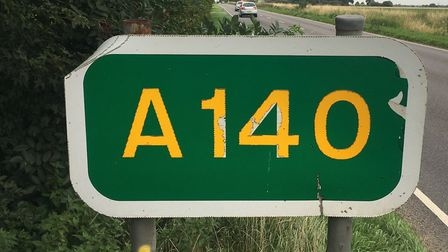 Plans for three new roundabouts on the A140 are to be decided next year with construction possibly s