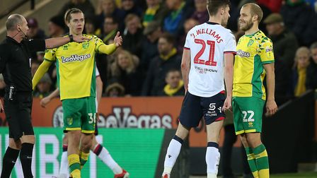 Nothing can wipe the smile off faces at Norwich City, as Championship win number 13 of the season ar