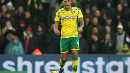 Ben Godfrey made a rare Norwich City start against Bolton - and at short notice following Timm Klose