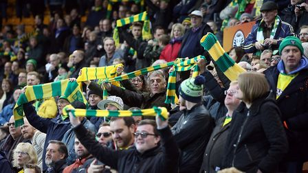 The home fans inside Carrow Road lifted their scarves, just like they have raised their game for Nor