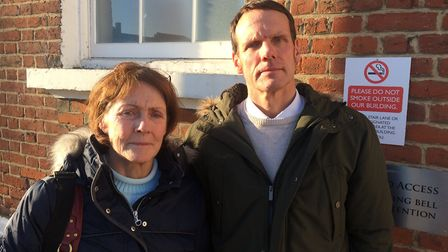 William Atherton's daughter, Sue and son, Simon, have been fighting for answers from the hospital ab
