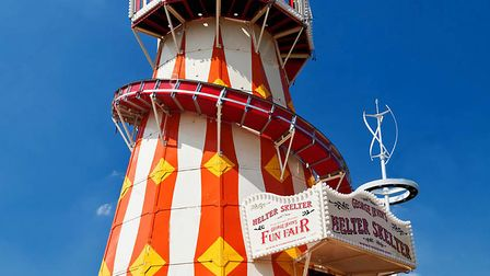 Seeing It Differently will see a 40ft helter skelter installed in the West End of the Nave from Augu
