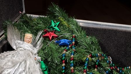 If you already have an artificial tree, the best thing to do is re-use it. Picture: Getty Images
