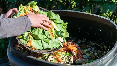 Home-composting is a great way to minimise food waste this Christmas. Picture: Getty Images