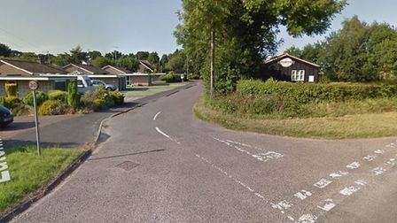 Two fire engines from Martham and Wroxham were called to reports of a building fire at Latchmoor Lan