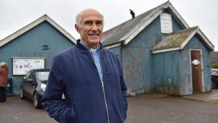 Poringland Village Hall has had plan submitted to be demolished and rebuilt. The Rev'd Robert Parson