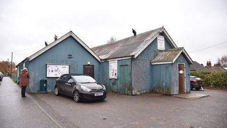 Poringland Village Hall has had plan submitted to be demolished and rebuilt.Byline: Sonya DuncanCopy