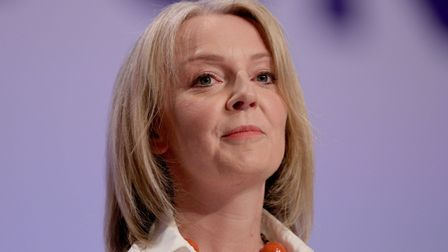 Liz Truss is backing the PM's Brexit planPhoto: PA