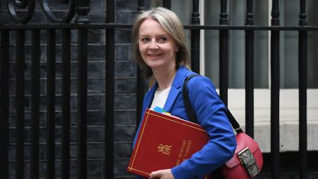 Liz Truss has said she wants to be chancellor Photo: PA