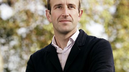 Author Robert Macfarlane, whose book The Lost Words explores nature words which have fallen out of c
