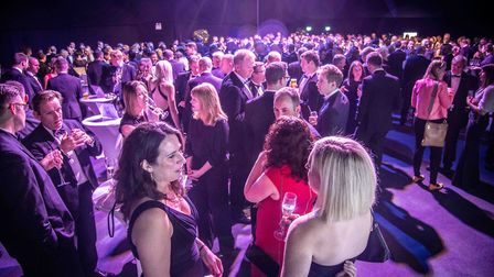 Norfolk Business Awards 2018. Picture: Simon Finlay Photography.