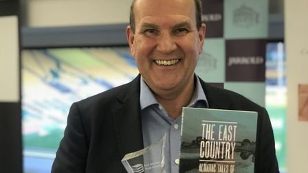 Prof Jules Pretty. His book The East Country is described as 'a compelling praise song for the natur