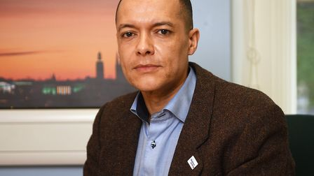 Norwich South MP Clive Lewis has slammed Norfolk and Suffolk Foundation Trust. Picture: ANTONY KELL