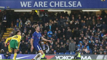 Norwich City gave Chelsea a scare in the FA Cup last season Picture: Paul Chesterton/Focus Images Lt