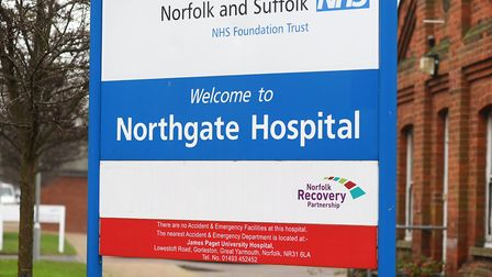 Northgate Hospital. Picture: James Bass