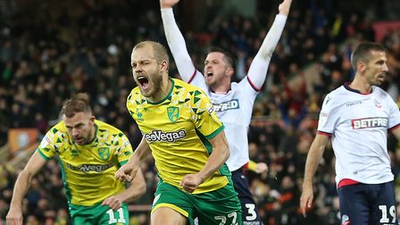 Another pulsating Norwich City comeback complete after Teemu Pukki rifles a 93rd minute winner to be