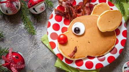 Reindeer pancake for breakfast. Picture: Getty Images/iStockphoto