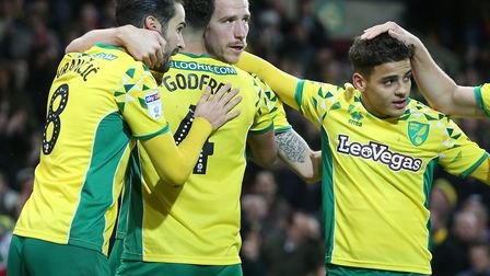 Marco Stiepermann remains one of the surprise packages of a surprising Norwich City season. Our late