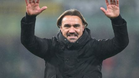 Daniel Farke is not worried about any manager-of-the-month curse Picture: Paul Chesterton/Focus Ima
