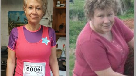 Paula Seaman lost 3 stone herself and then went on to lead her slimming groups to a mammoth weight l