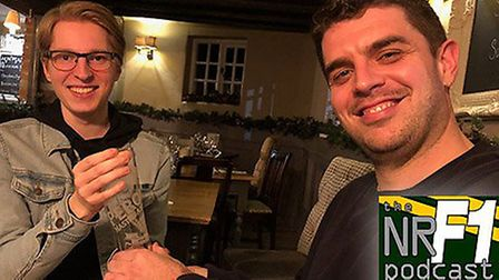 The NR F1 Podcast wraps up a stellar 2018 season of Formula 1 action from the pub - and has a little
