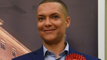 Labour's Clive Lewis has been criticised for his actions in the Commons Picture: DENISE BRADLEY