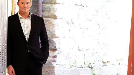Russell Watson, who will return to the Marina Theatre in Lowestoft on November 23. Picture: Marina T