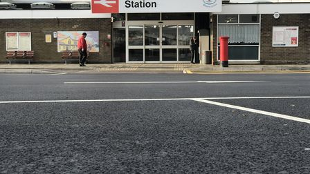 Great Yarmouth Rail Station renovation revealed. Picture: Neil Didsbury.