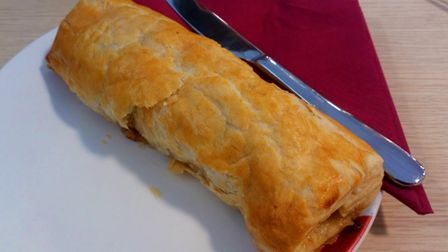 Sausage rolls - they have their own unique place in Norwich City AGM folklore. Picture: Archant