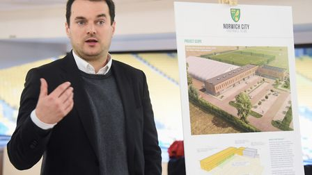 Sporting director Stuart Webber will still have plenty of Norwich City questions to answer - but sur