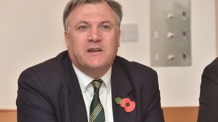 Norwich City chairman Ed Ball is up for reelection at the club's 2018 annual general meeting, along