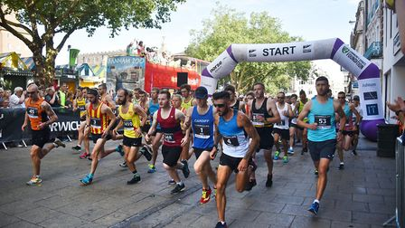 Entries for Run Norwich 2019 will open soon. Picture: Archant
