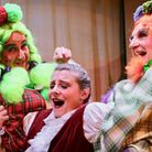 When Loddon Players staged their first pantomime in 1976, they chose Cinderella for their debut prod