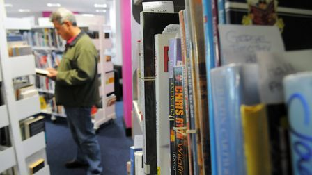 Bosses at Norfolk County Councilo say services will be provided in libraries. Picture: James Bass