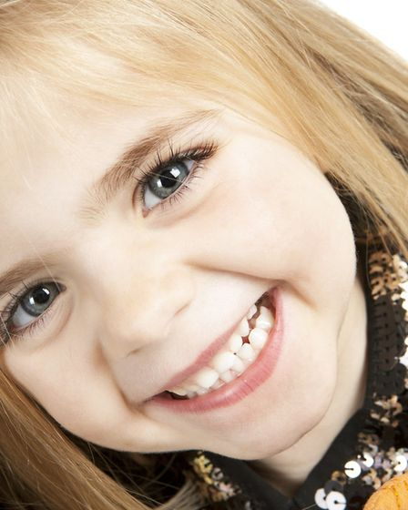 Sophie Taylor has been diagnosed with osteosarcoma. Picture: Taylor family
