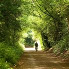 Marriott's Way trail in Norfolk. The county council wants to extend Norfolk's network of 'Greenways'
