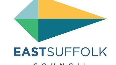The logo for the new East Suffolk District Council. Photo: Waveney District Council.