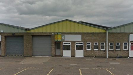 This empty unit in a Great Yarmouth industrial estate could be transformed into a gymnastics trainin