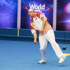 Suffolk's Mark Royal is out of the World Bowls singles championship Picture: Archant