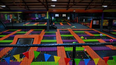 Jump warehouse in Great Yarmouth. Picture: Jump warehouse Great Yarmouth