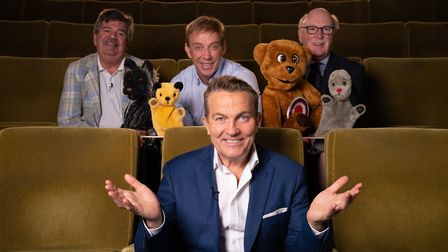 Bradley Walsh: When Dummies Took Over The World - Bob Carolgees and Spit The Dog, Richard Cadell and